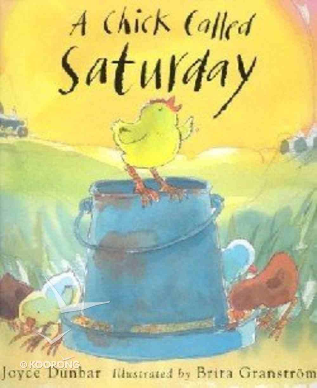 A Chick Called Saturday Hardback