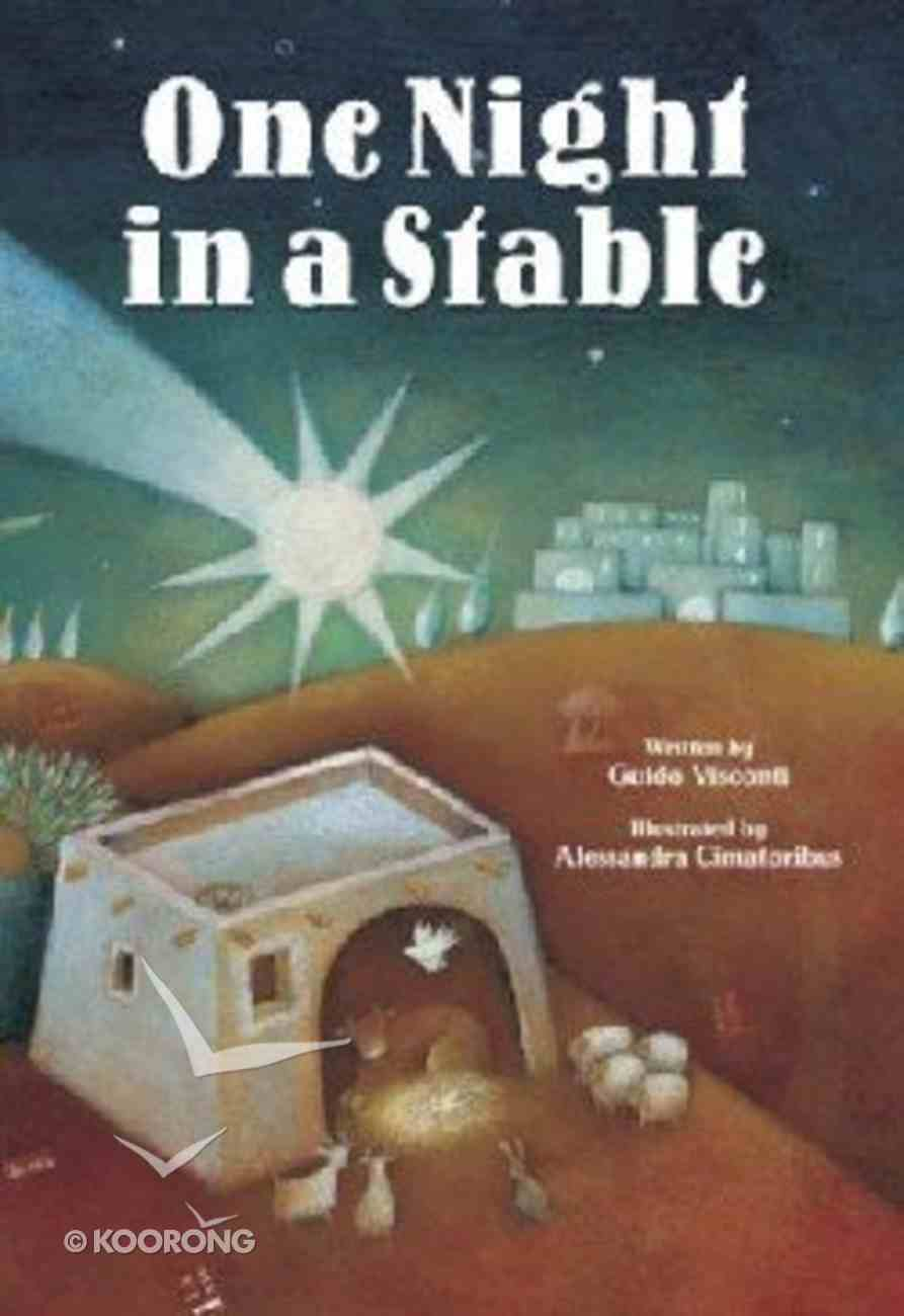 One Night in a Stable Hardback