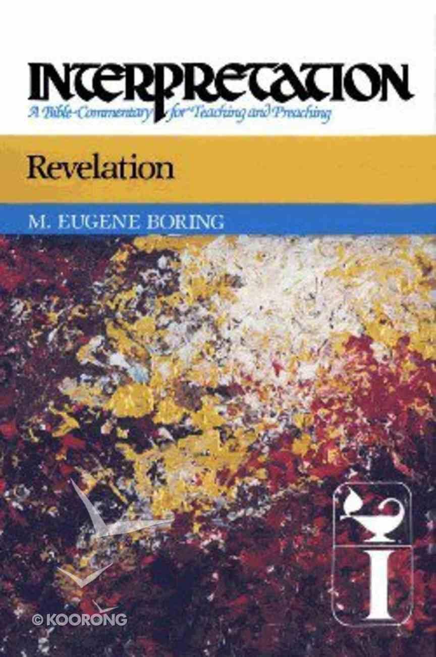 Revelation (Interpretation Bible Commentaries Series) Hardback