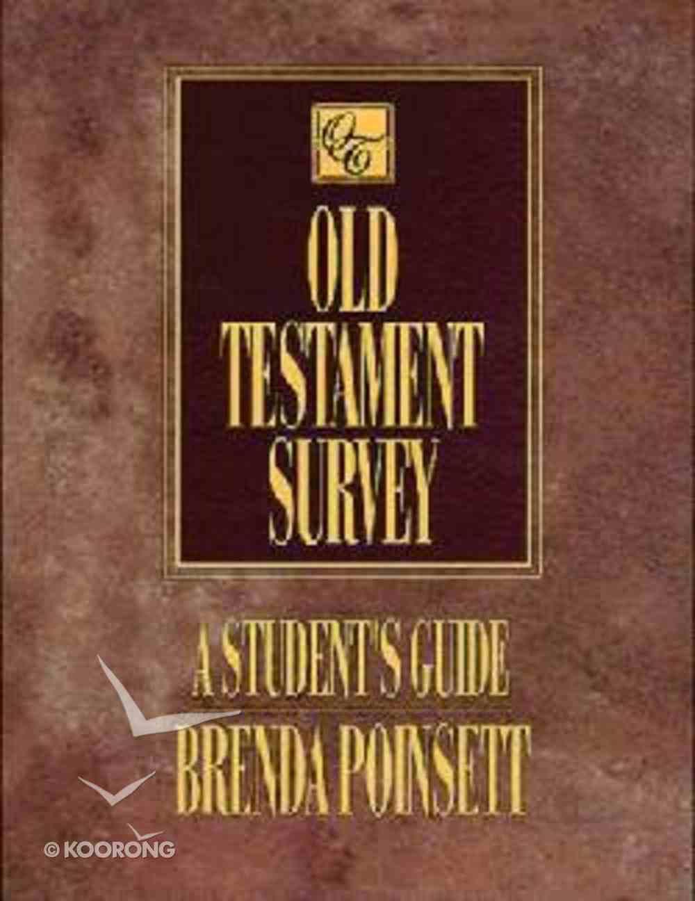 Old Testament Survey Paperback