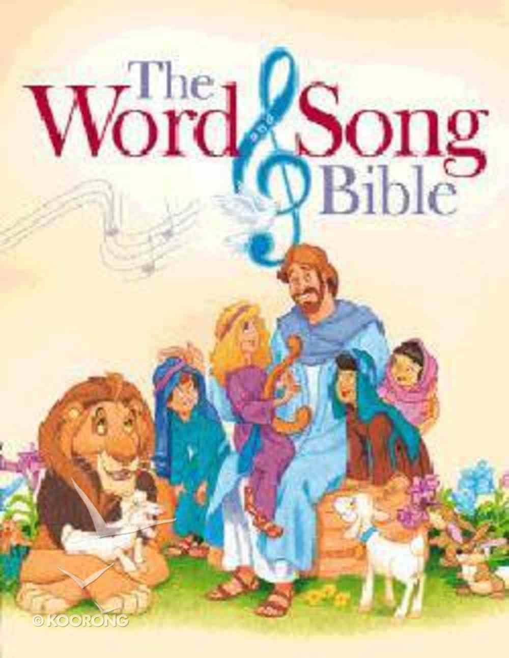 The Word and Song Bible Hardback