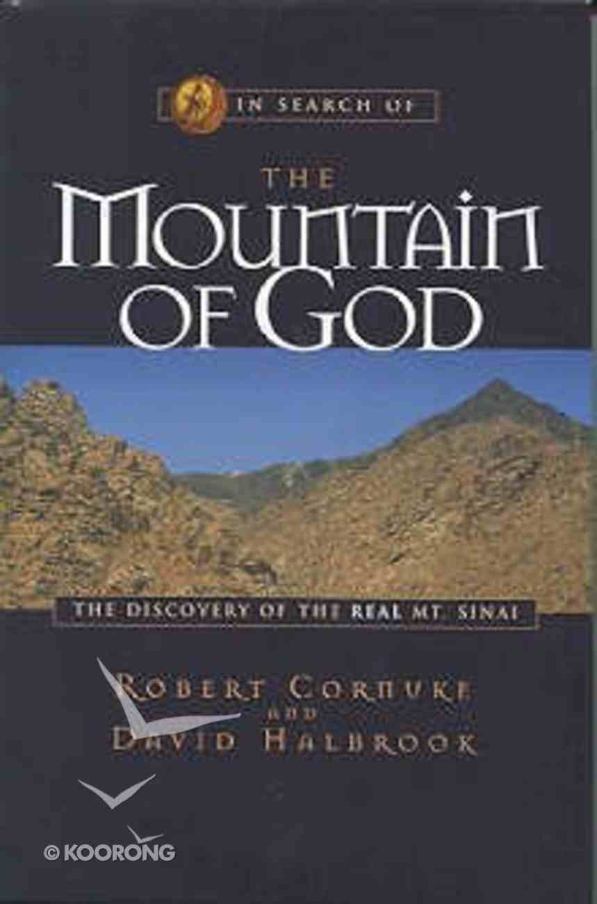 In Search of the Mountain of God Hardback