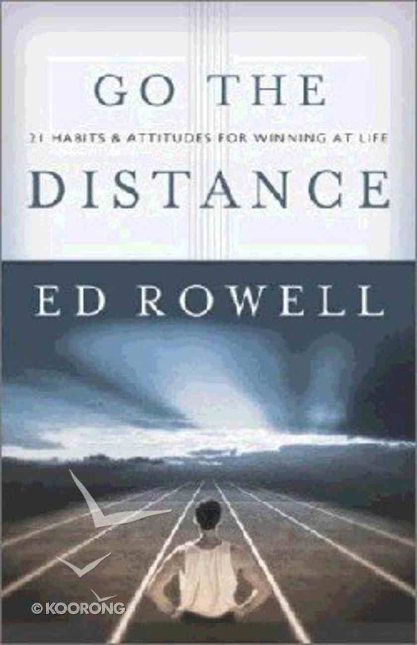 Go the Distance Paperback