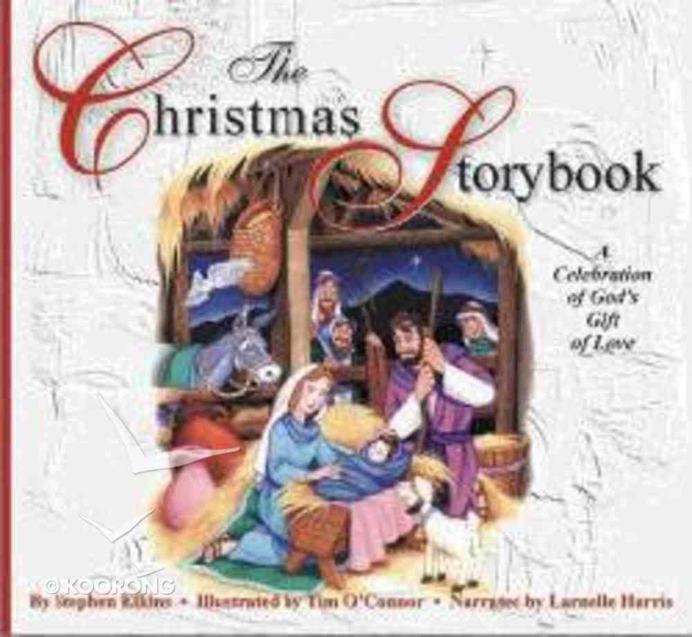 The Christmas Storybook (With Cd) Hardback