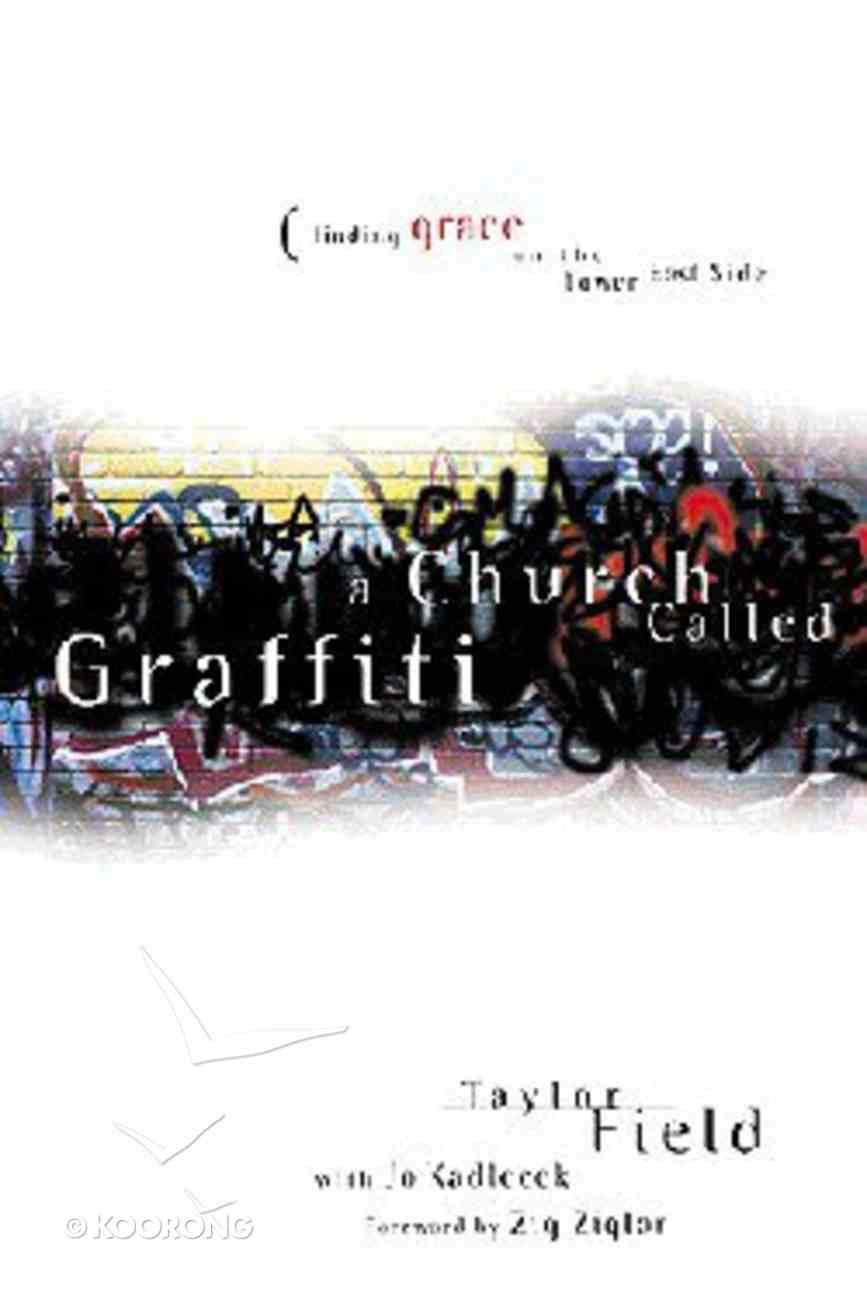 A Church Called Graffiti Hardback