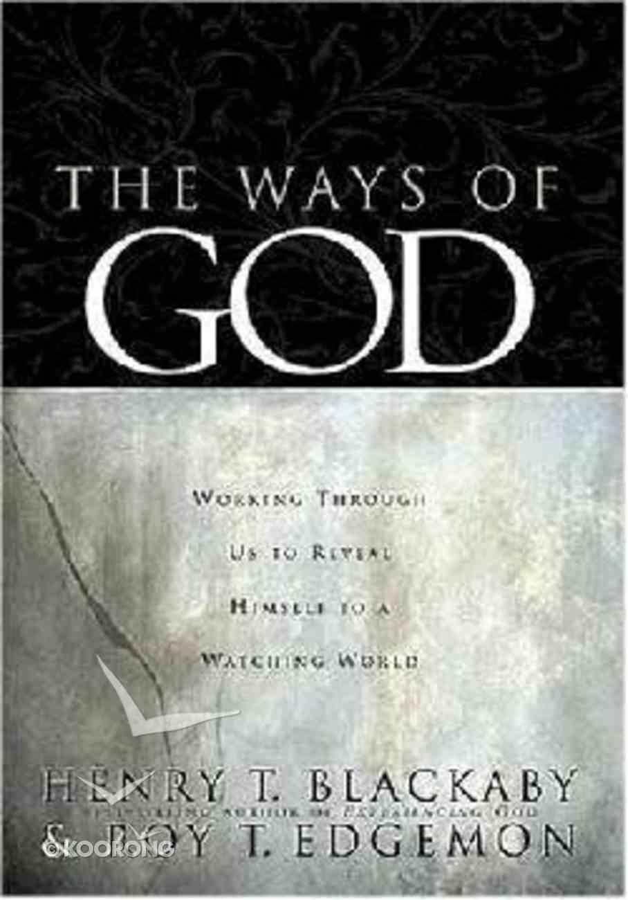 The Ways of God Hardback
