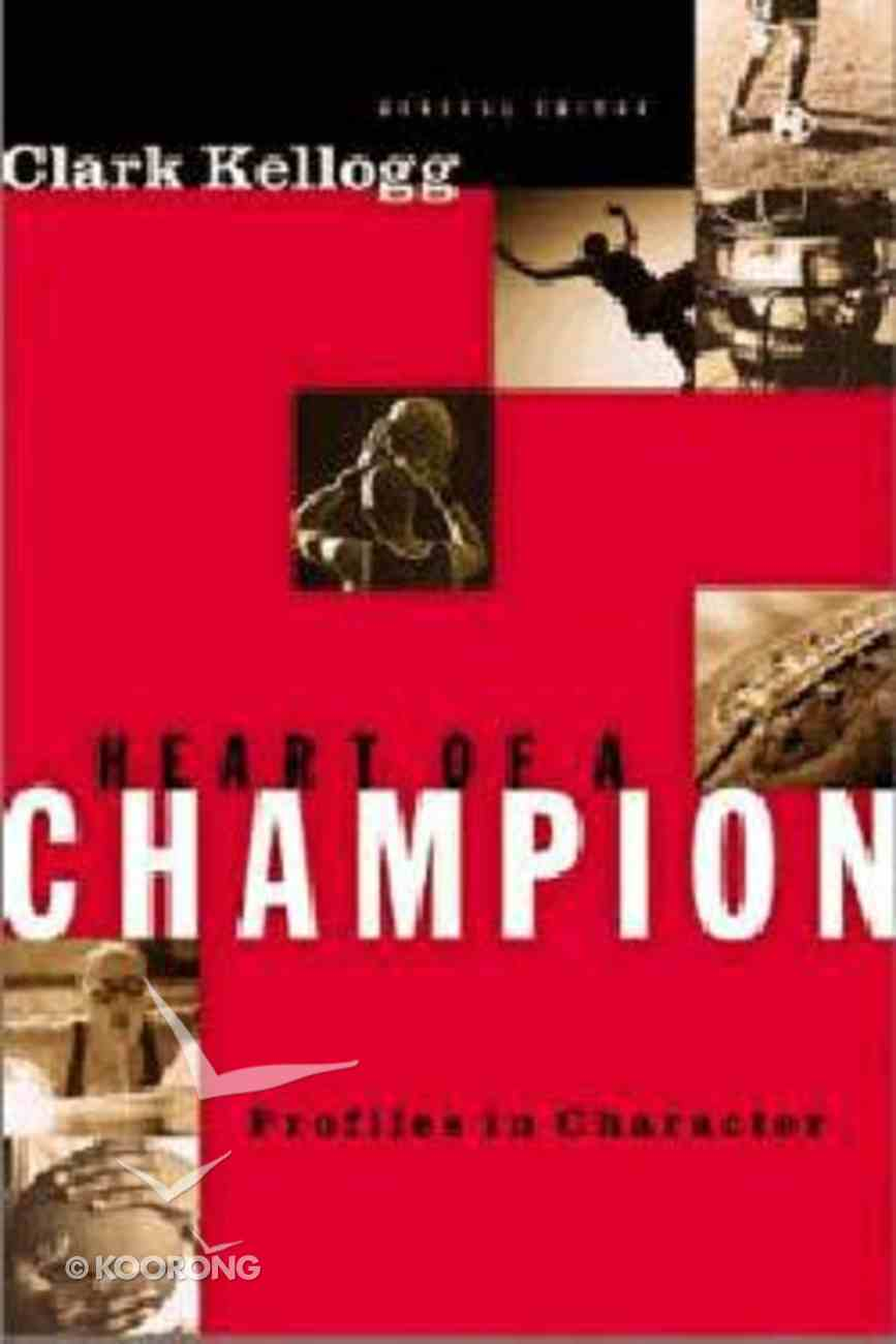 Heart of a Champion Paperback