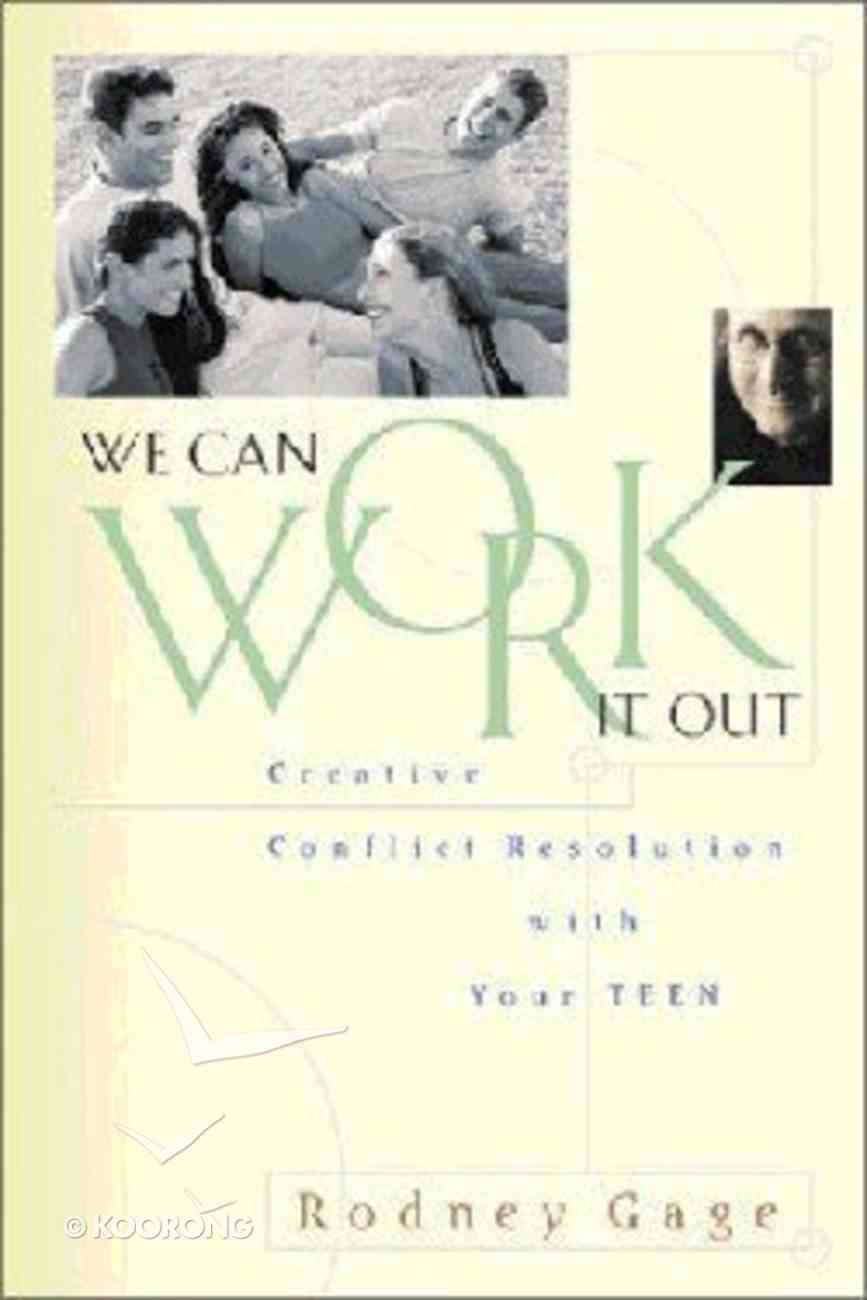 We Can Work It Out Paperback