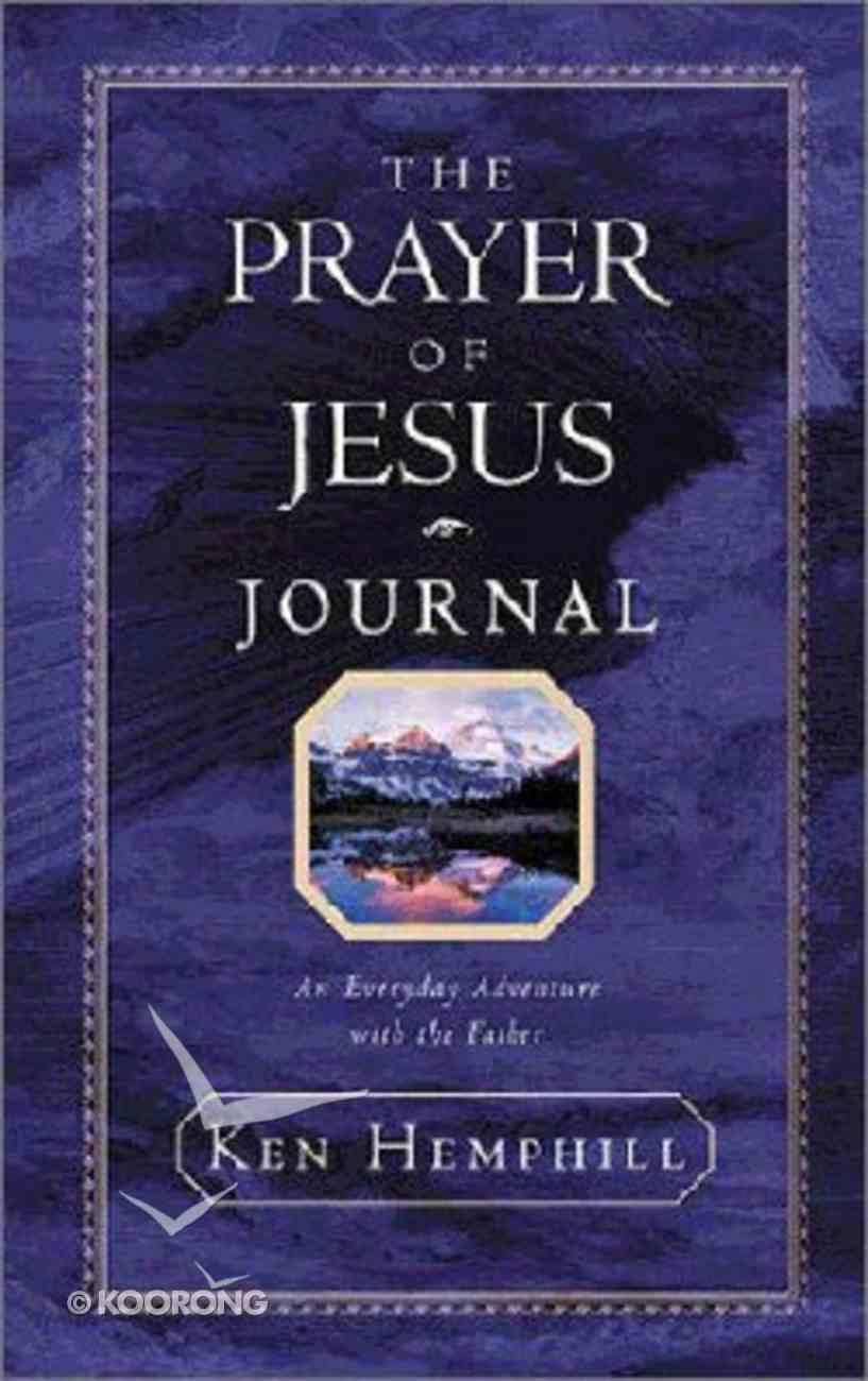 The Prayer of Jesus (Journal) Paperback