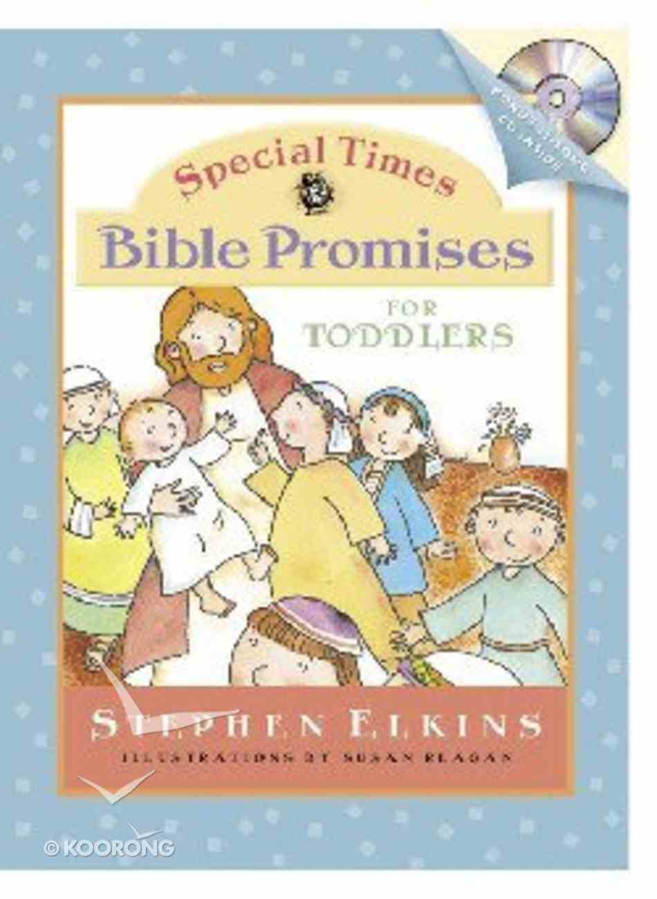 Special Times: Bible Promises For Toddlers Hardback