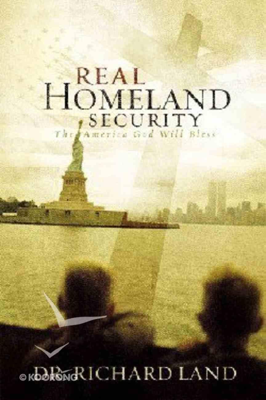 Real Homeland Security Hardback