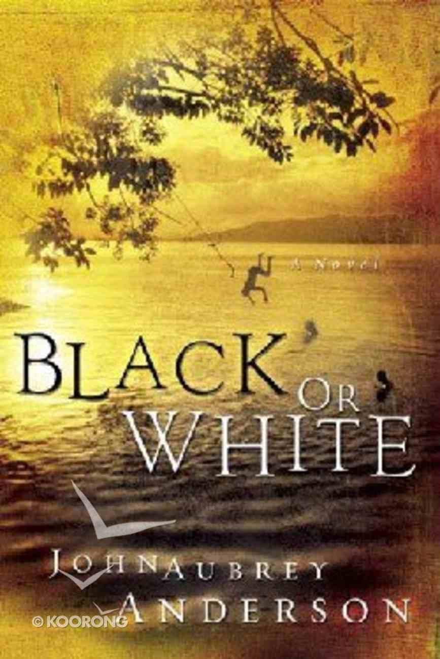 Black Or White Paperback
