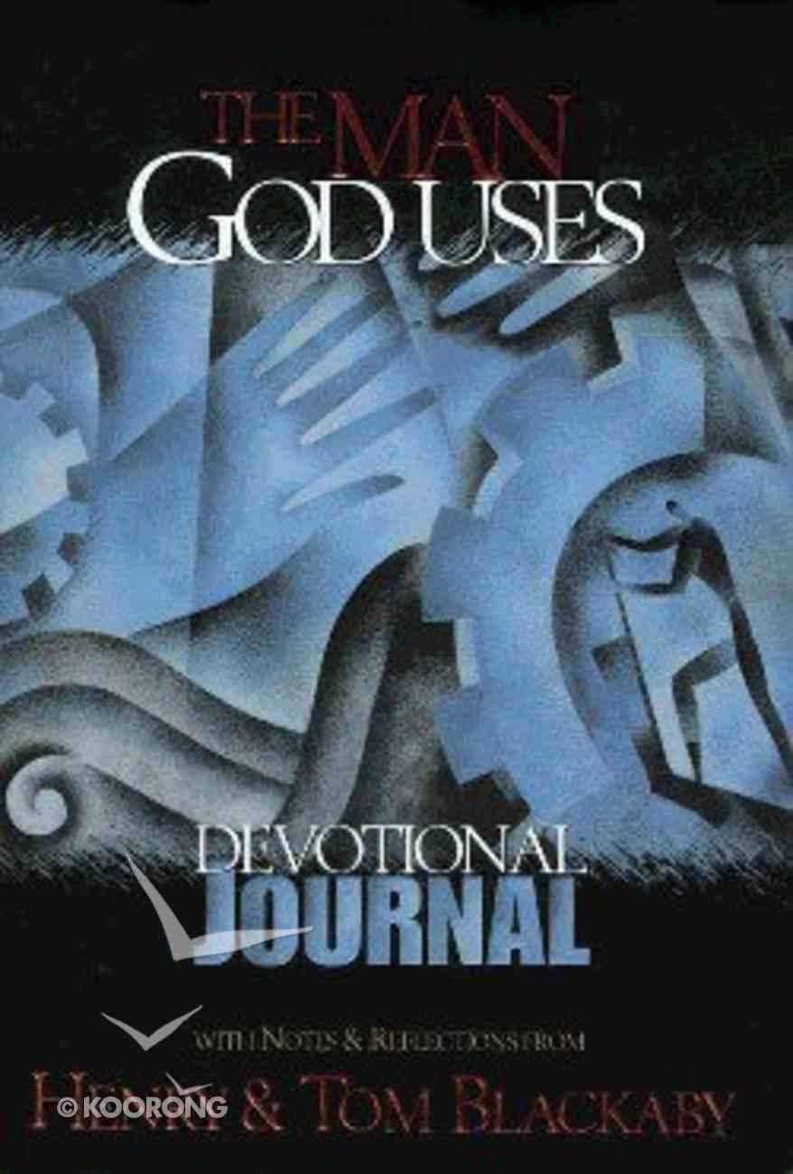 The Man God Uses (Devotional Journal) Paperback