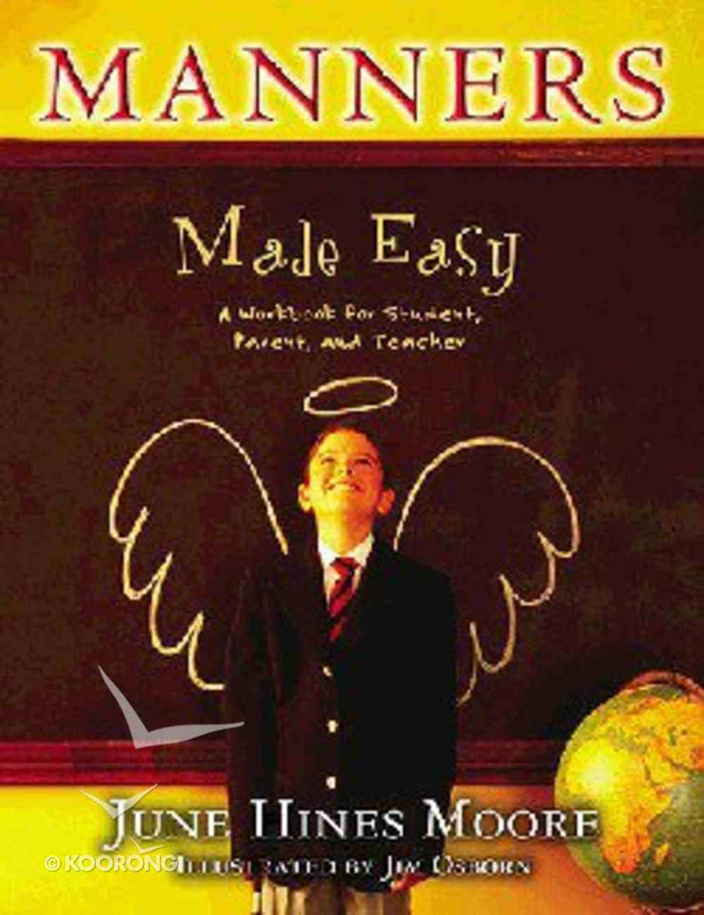 Manners Made Easy Paperback