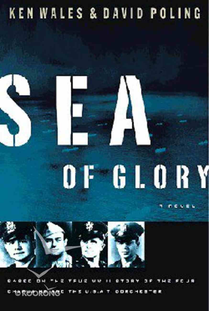 Sea of Glory Hardback