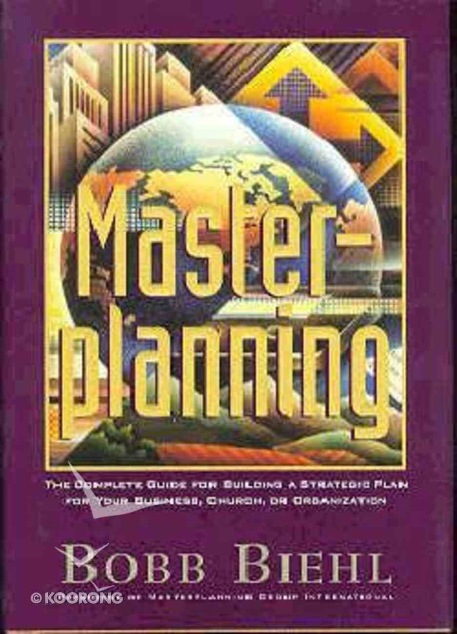 Masterplanning Hardback