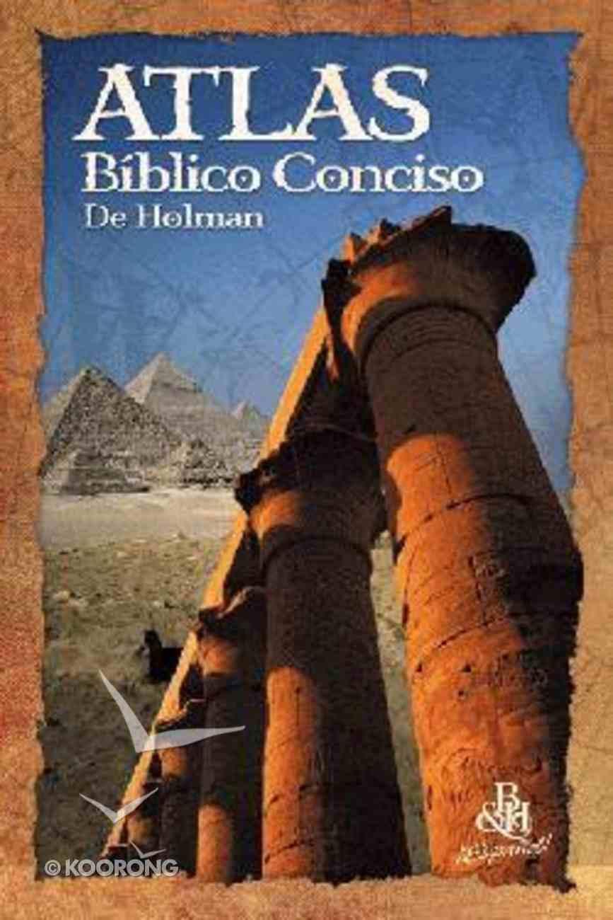 Atlas Biblico Conciso (Concise Bible Atlas) Paperback