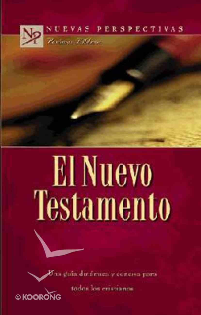 Nuevo Testamento Nuevas Perspectivas (New Perspectives New Testament) Paperback