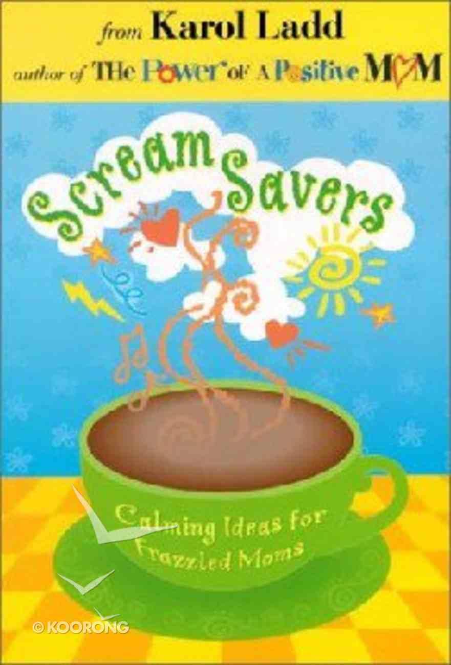 Scream Savers Paperback