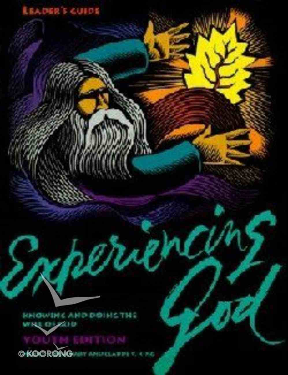 Experiencing God Youth Leader's Guide Paperback