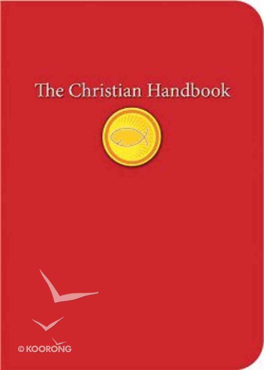 The Christian Handbook Paperback