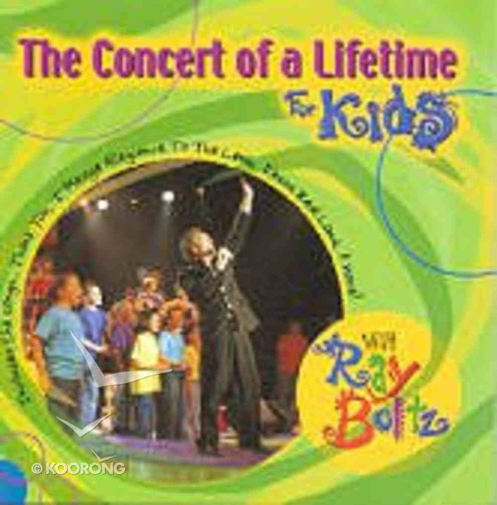 The Concert of a Lifetime For Kids CD