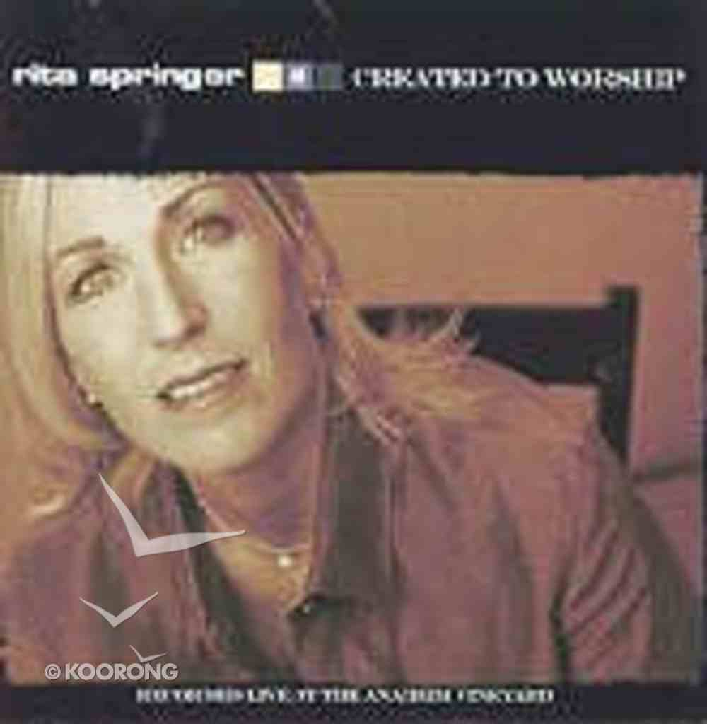 Created to Worship CD