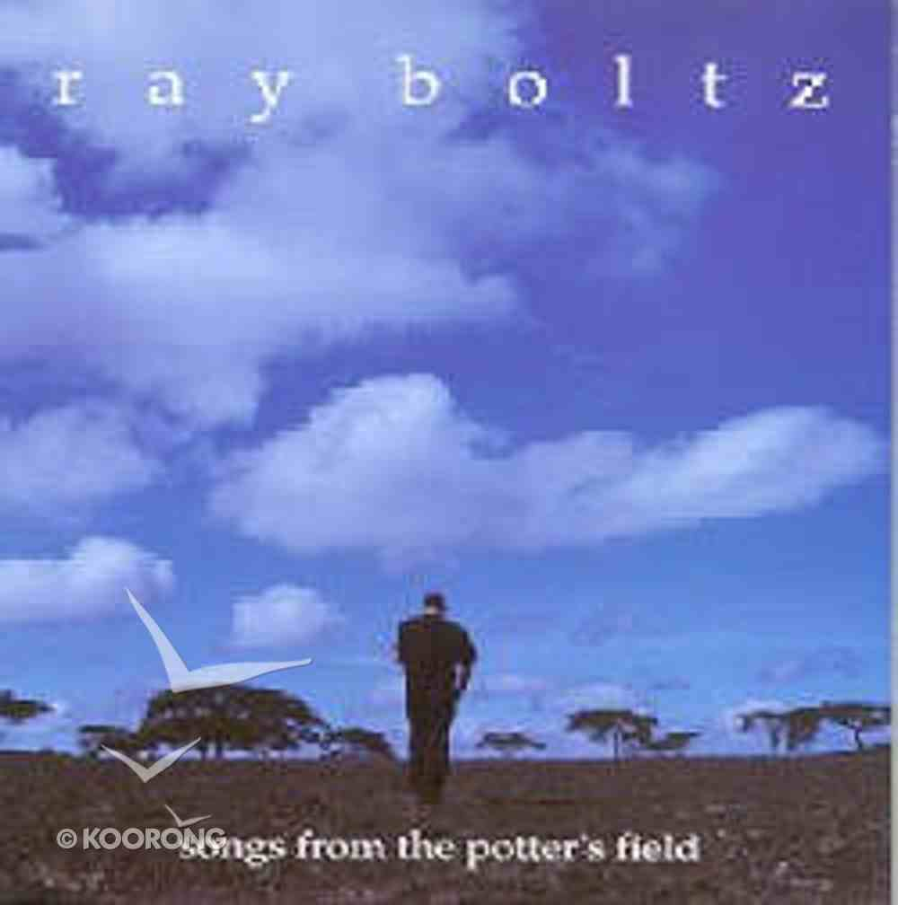 Songs From the Potters Field CD