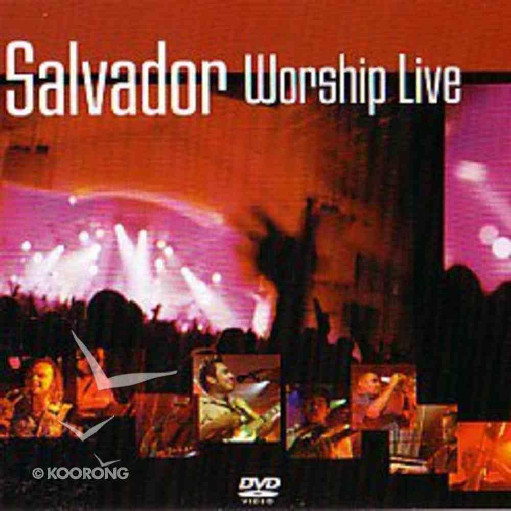 Worship Live DVD