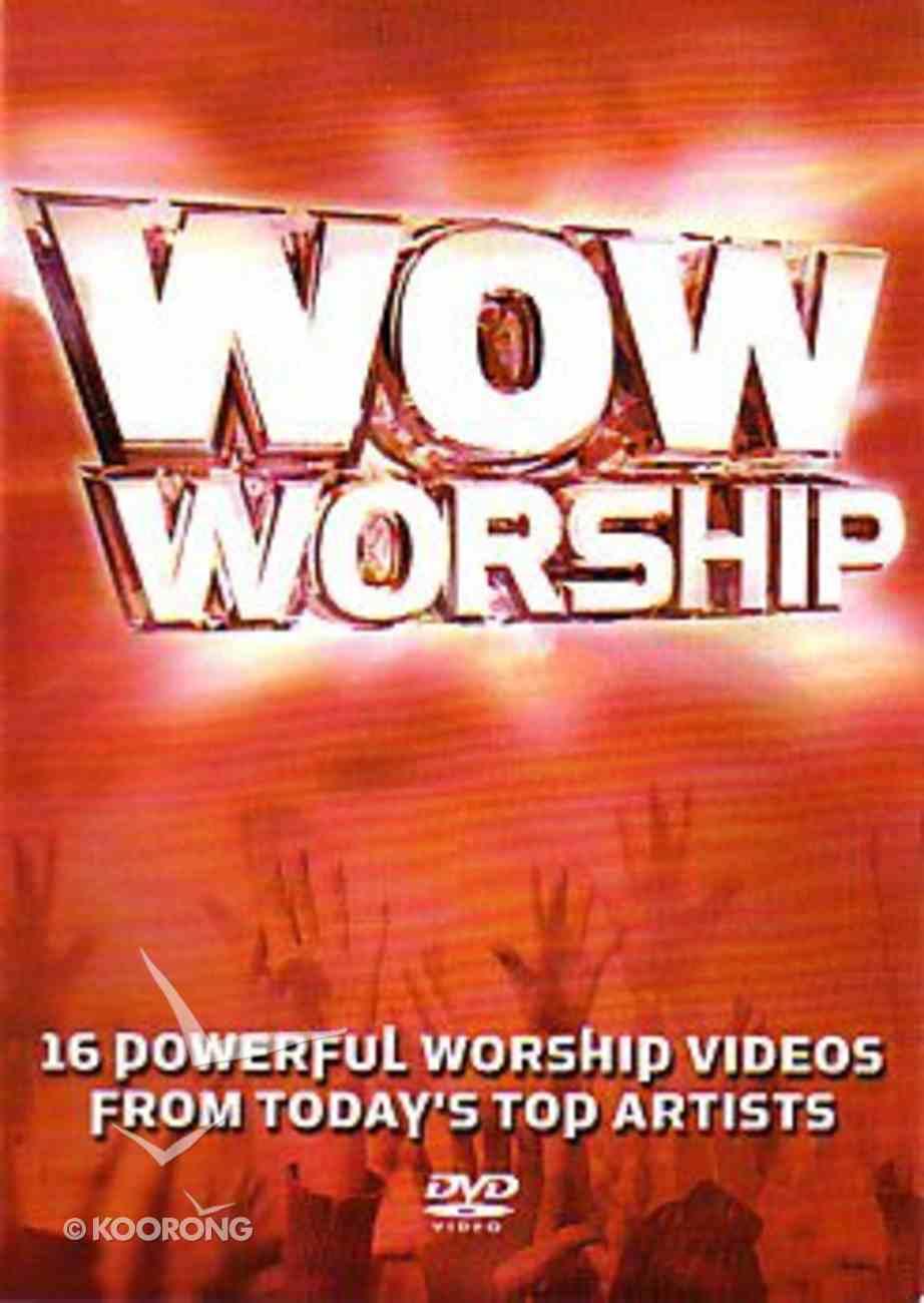 Wow Worship Red 2004 DVD