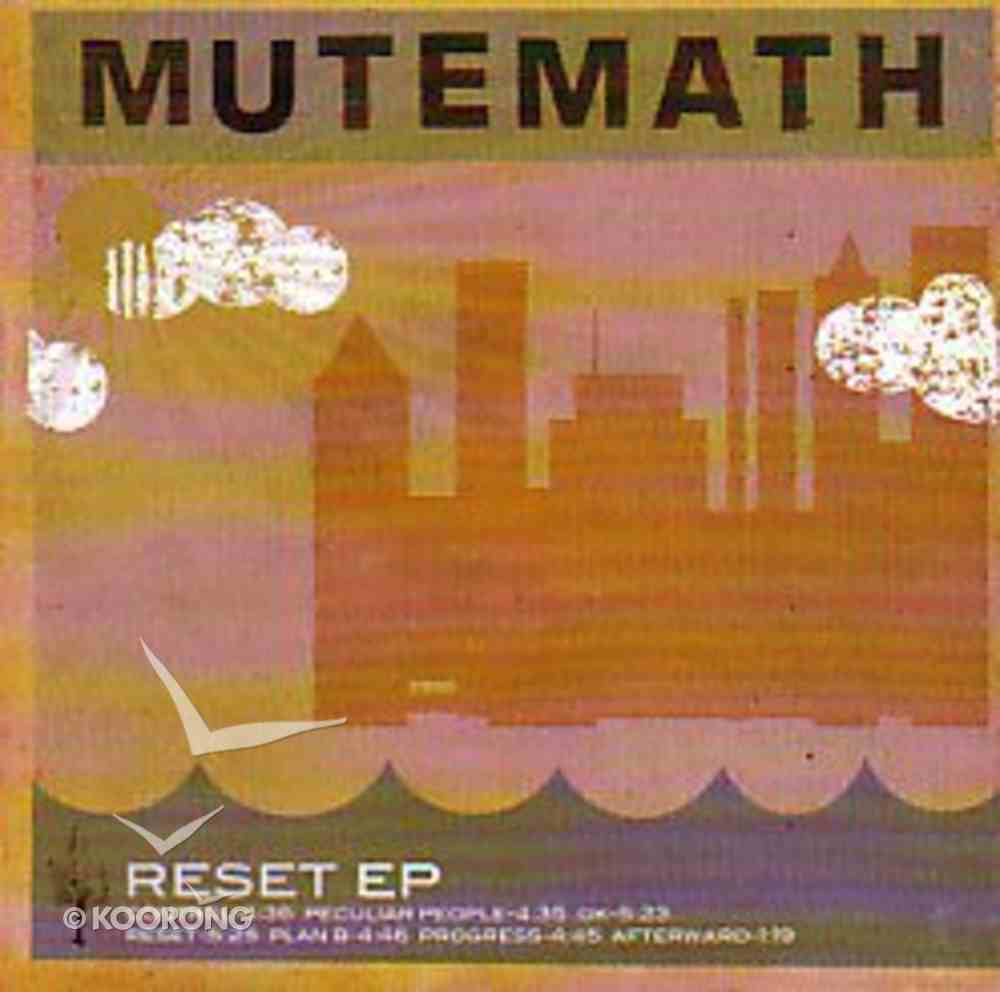 Reset Ep CD