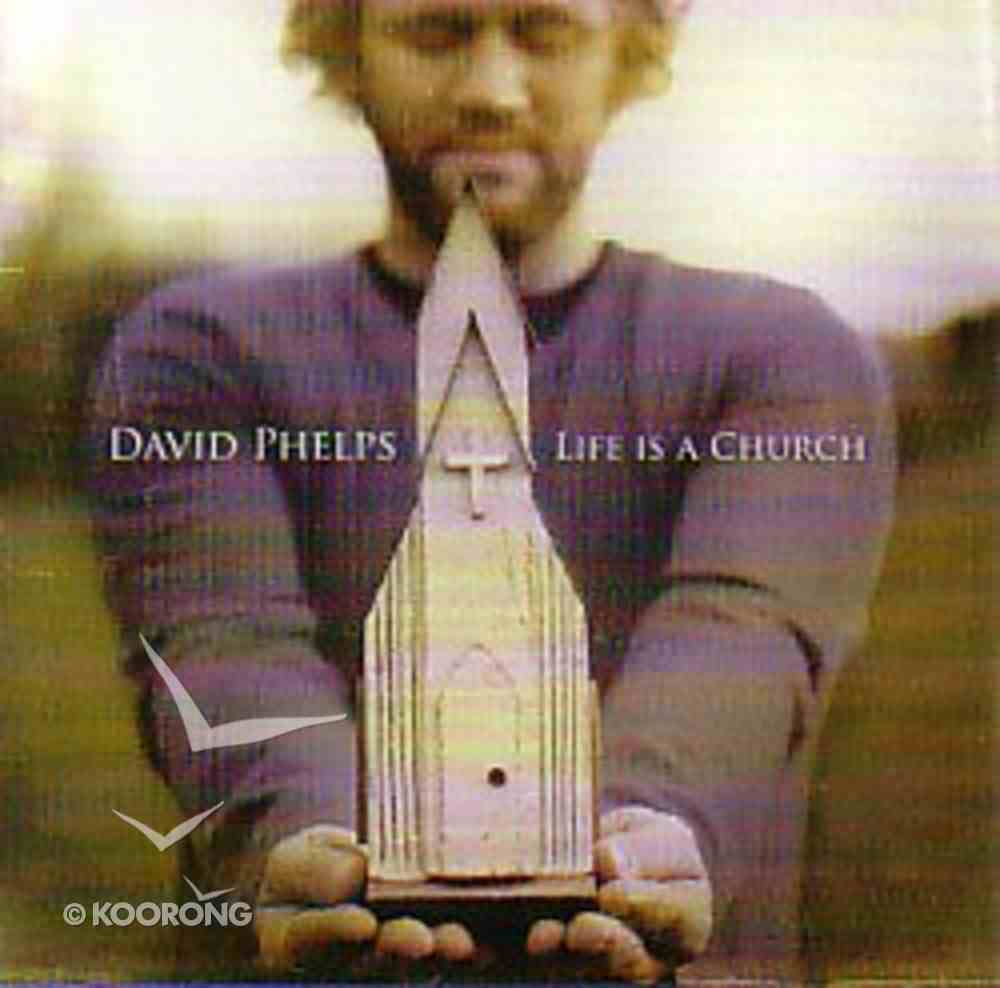 Life is a Church CD