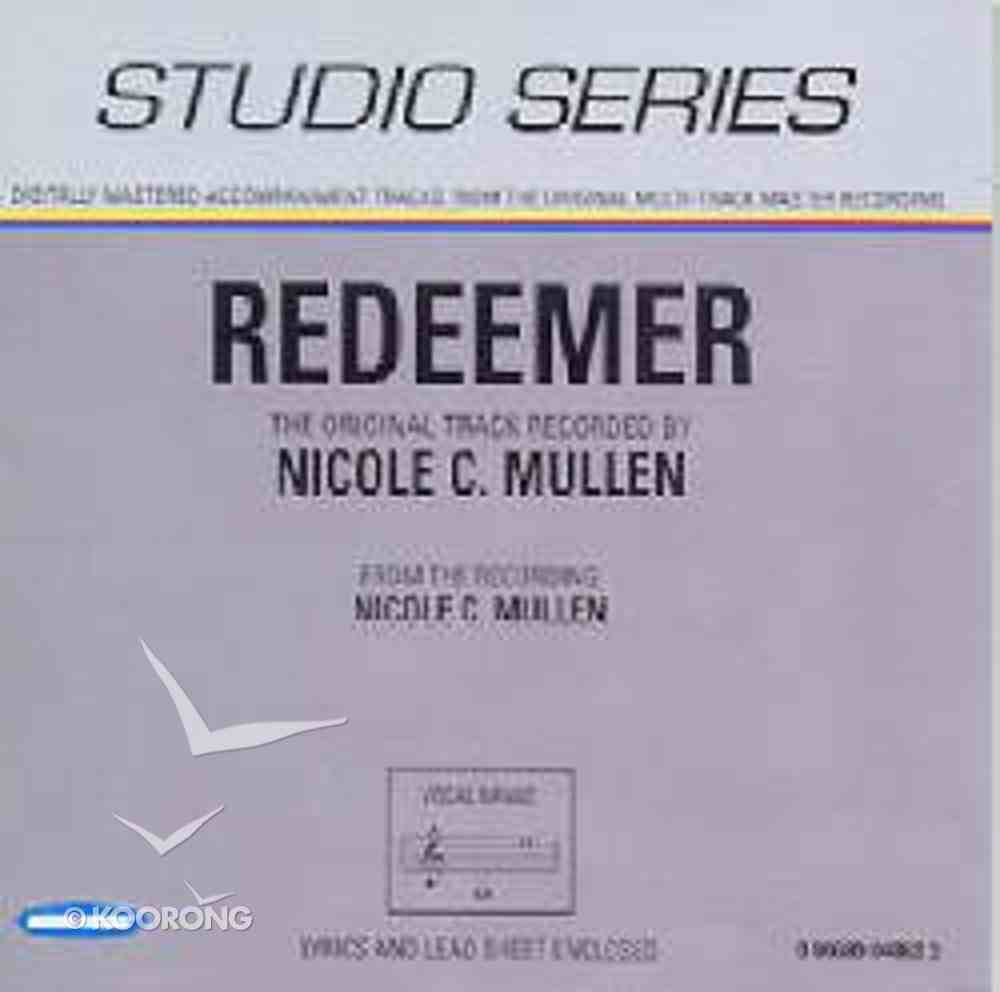 Redeemer (Accompaniment) CD