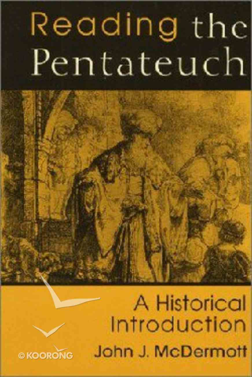 Reading the Pentateuch Paperback