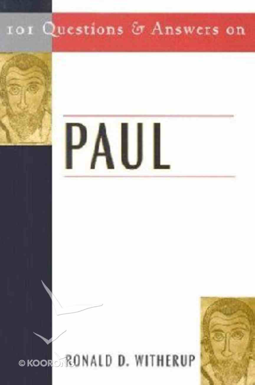 101 Questions and Answers on Paul Hardback