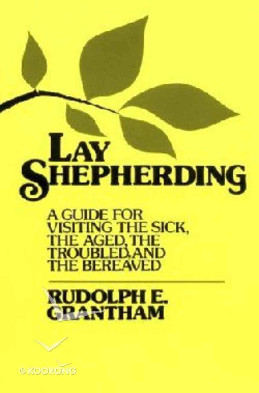 Lay Shepherding Paperback
