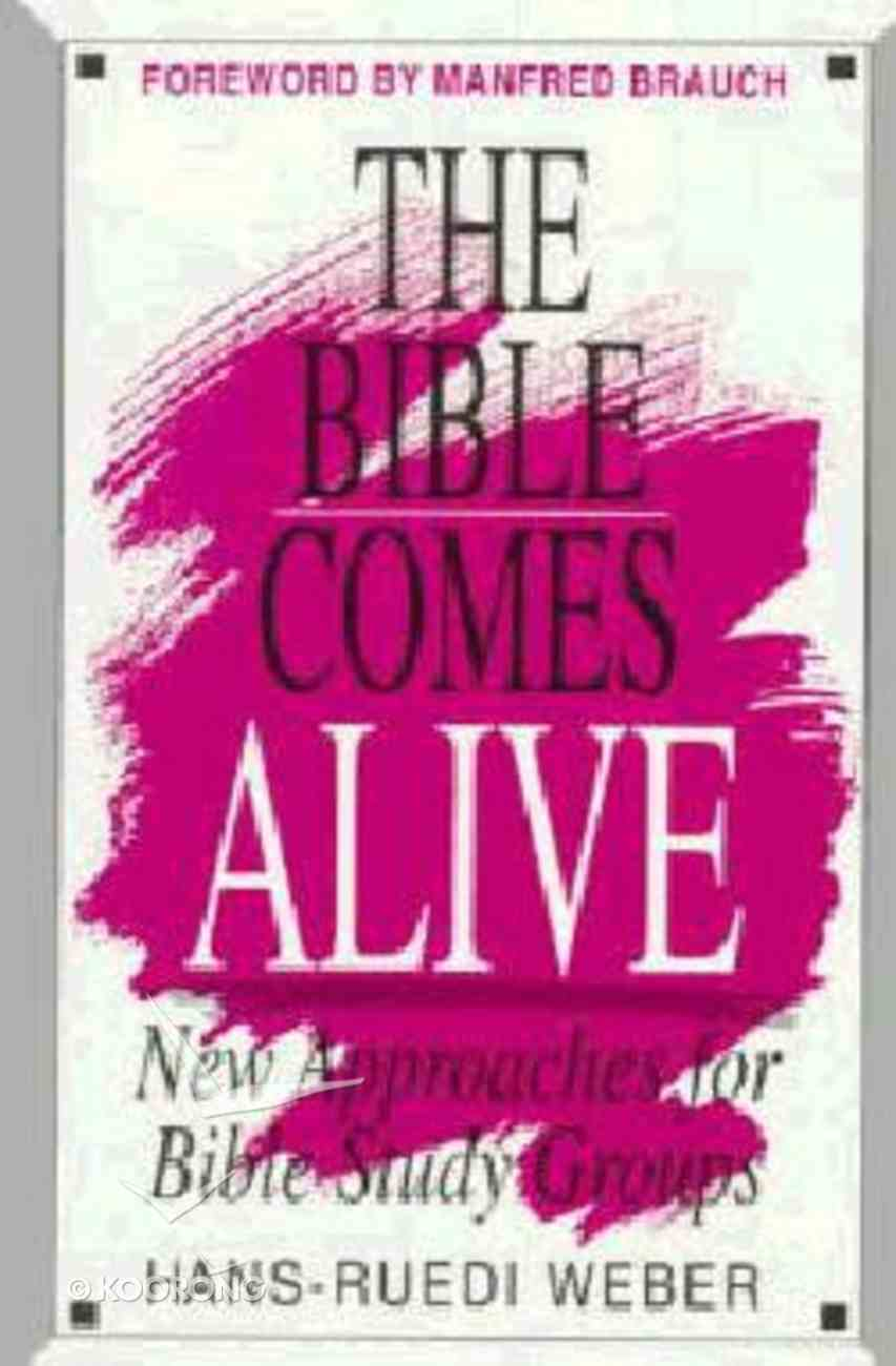 The Bible Comes Alive Paperback