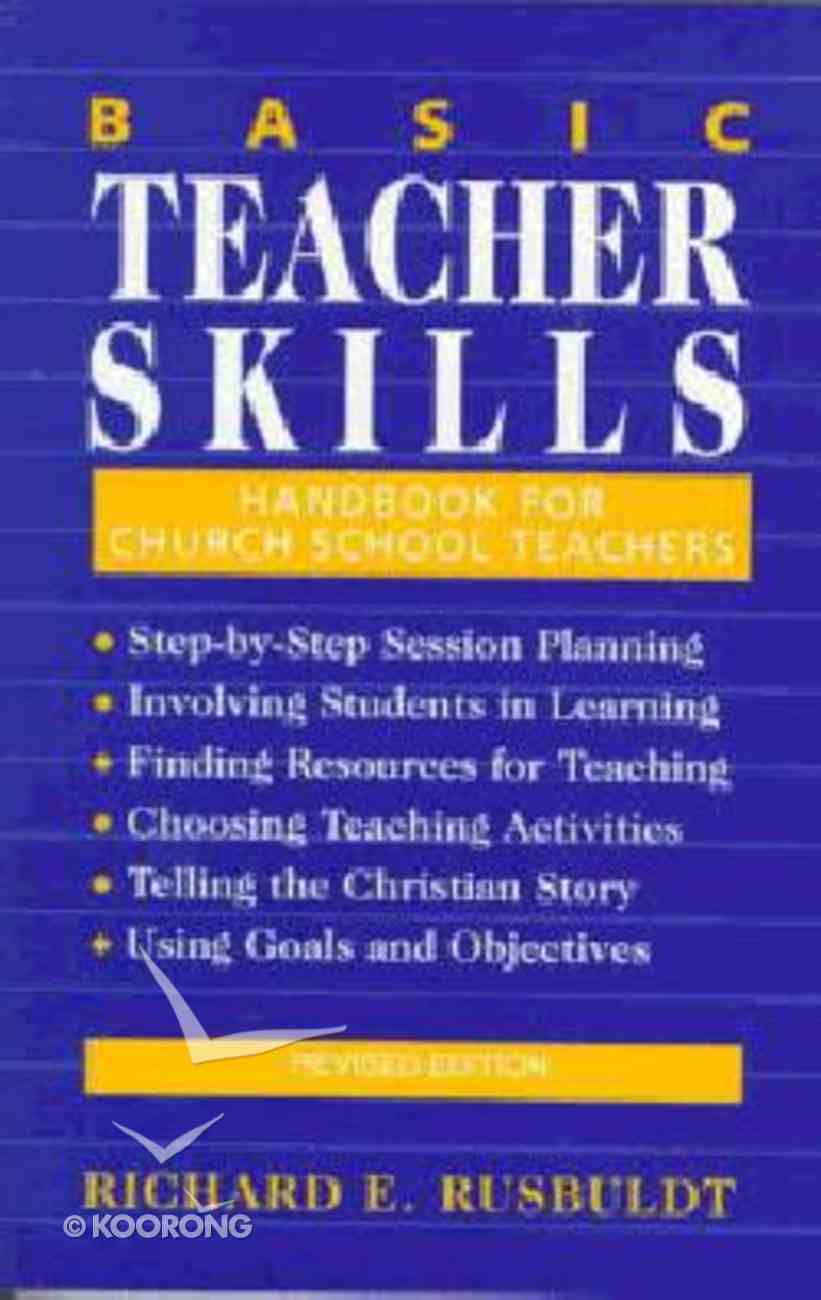 Basic Teacher Skills (1997) Mass Market