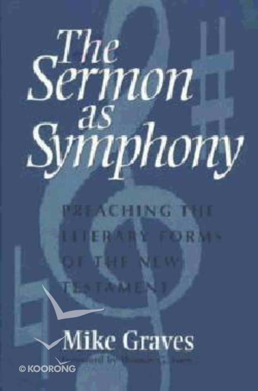 The Sermon as Symphony Paperback