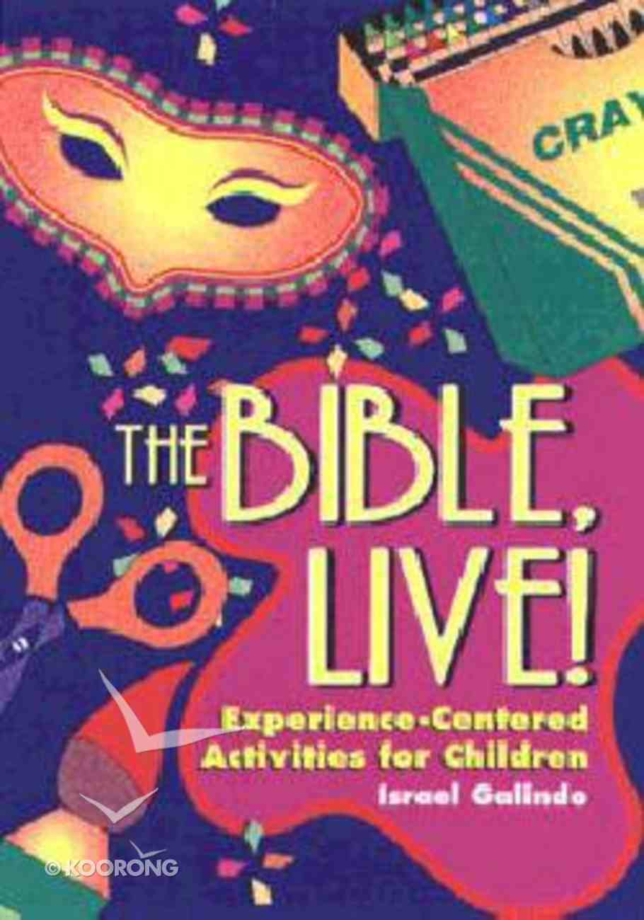 The Bible, Live! Paperback