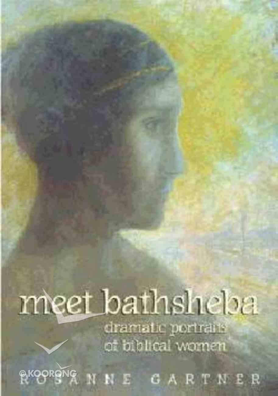 Meet Bathsheba Paperback