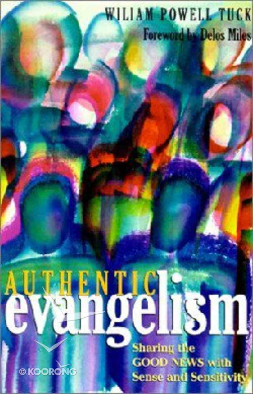 Authentic Evangelism Paperback