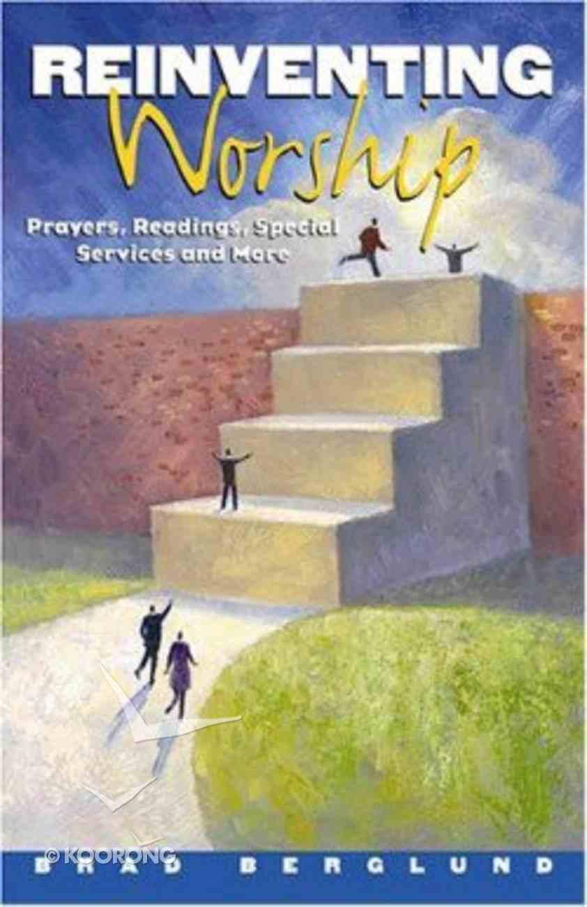 Reinventing Worship Paperback