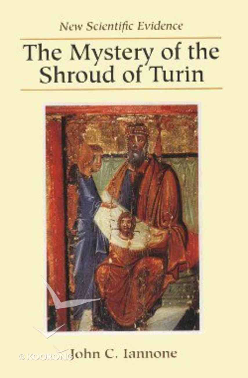 Mystery of the Shroud of Turin Paperback