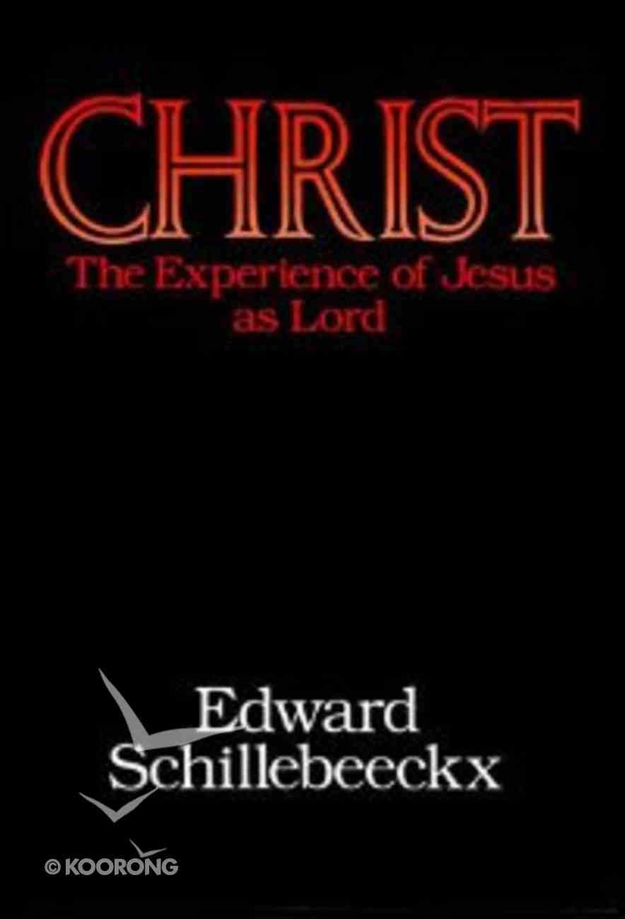 Christ Paperback