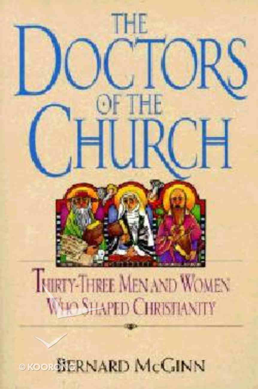 Doctors of the Church Paperback
