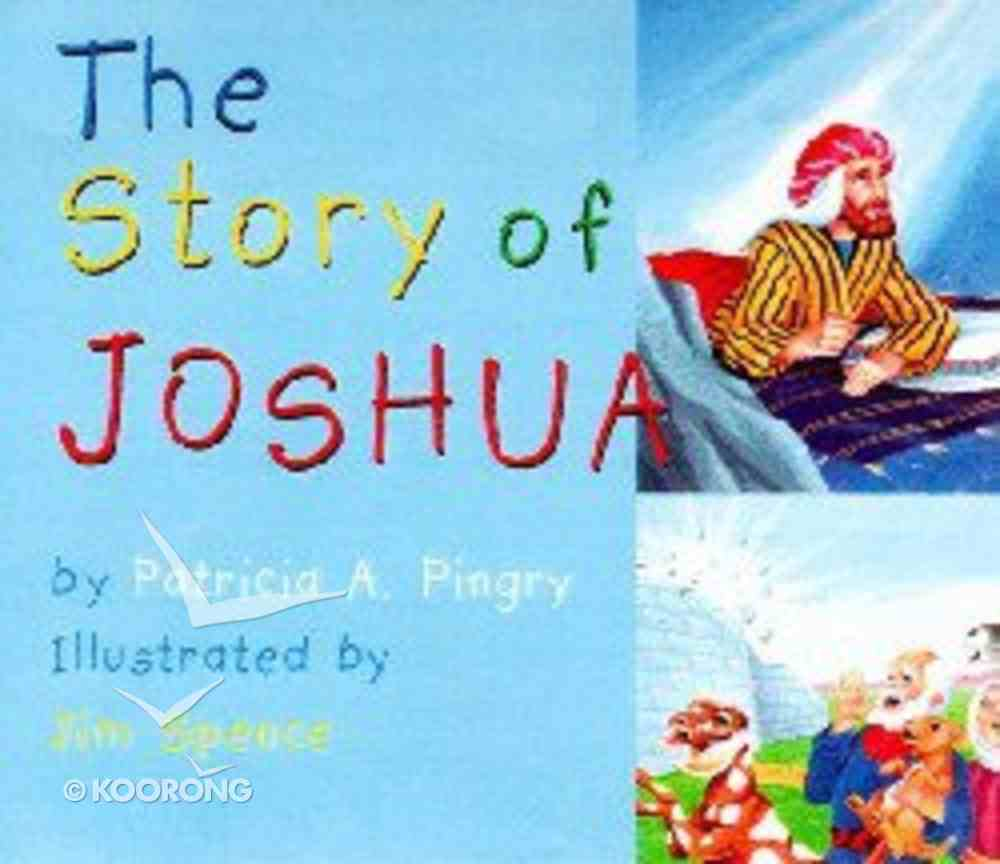 The Story of Joshua Board Book