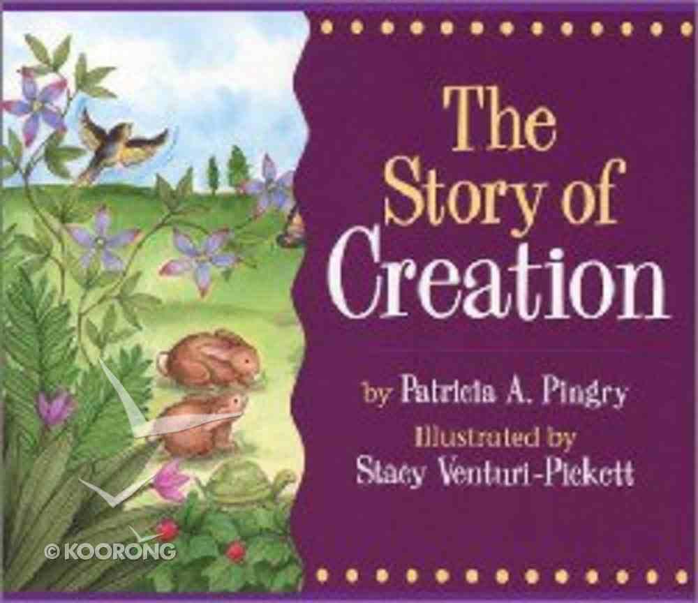 The Story of Creation Hardback