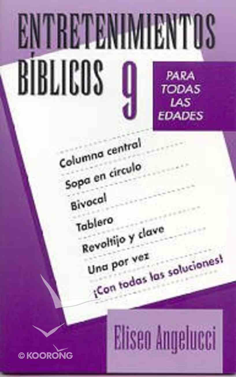 Entretenimientos Biblicos #09 (Biblical Entertainment #09) Paperback