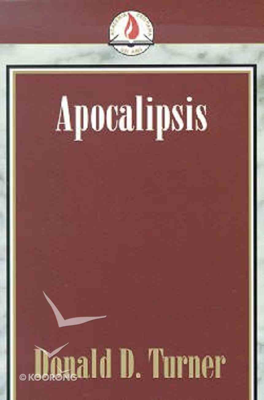 Exposicion De Apocalipsis (A-17 Exposition Of Revelation) Paperback